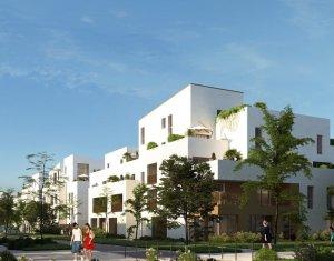 Achat / Vente appartement neuf Bussy-Saint-Georges proche Paris (77600) - Réf. 3965