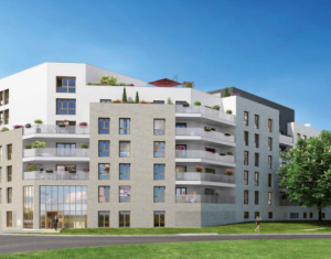 Achat / Vente appartement neuf Bussy-Saint-Georges proche RER A (77600) - Réf. 5312