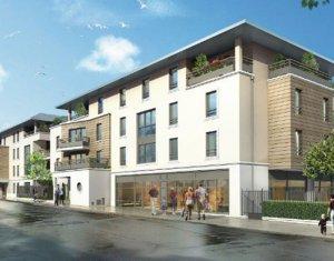 Achat / Vente appartement neuf Bussy-Saint-Georges Village (77600) - Réf. 147