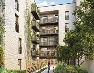 Investissement locatif : Appartement en loi Pinel  Cachan à 2 min du RER B (94230) - Réf. 6189