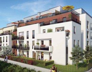 Achat / Vente appartement neuf Cachan sur les hauteurs de la ville secteur résidentiel (94230) - Réf. 1937