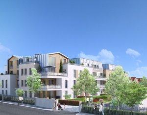 Achat / Vente appartement neuf Carrieres-sous -Poissy à deux pas de la Seine (78955) - Réf. 2858