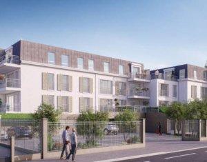 Achat / Vente appartement neuf Carrières-sous-Poissy proche bord de Seine (78955) - Réf. 3393