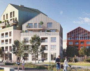 Investissement locatif : Appartement en loi Pinel  Carrières-sous-Poissy proche de l'Étang de la Galiotte (78955) - Réf. 6329