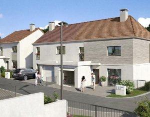 Achat / Vente appartement neuf Carrières-sous-Poissy proche RER A (78955) - Réf. 773