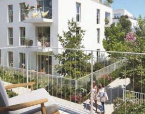Achat / Vente appartement neuf Carrières-sous-Poissy proche transports (78955) - Réf. 4894