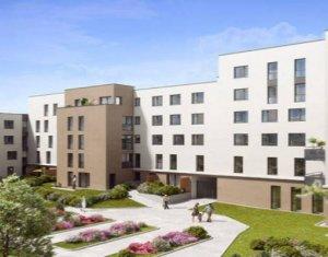 Achat / Vente appartement neuf Cergy à 300 mètres de la gare RER A (95000) - Réf. 5301