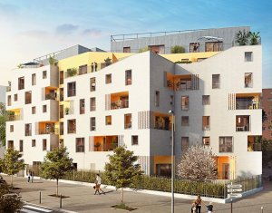 Investissement locatif : Appartement en loi Pinel  Cergy à 5 minutes du RER A (95000) - Réf. 938