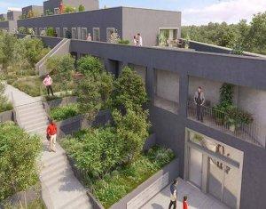 Achat / Vente appartement neuf Cergy au cœur du quartier des Deux Epis (95000) - Réf. 3020