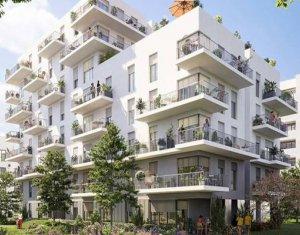 Achat / Vente appartement neuf Cergy au sein d'un nouvel écoquartier (95000) - Réf. 6084