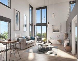 Investissement locatif : Appartement en loi Pinel  Cergy proche centre (95000) - Réf. 2825