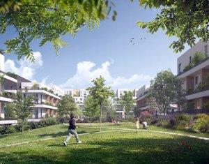 Achat / Vente appartement neuf Cergy proche centre commercial les 3 Fontaines (95000) - Réf. 1674
