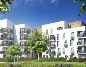 Investissement locatif : Appartement en loi Pinel  Cergy proche des universités (95000) - Réf. 510