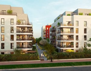 Achat / Vente appartement neuf Cergy proche gare RER A (95000) - Réf. 5901