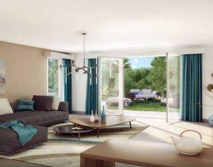 Investissement locatif : Appartement en loi Pinel  Cergy proche RER A et A15 (95000) - Réf. 4213