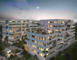 Achat / Vente appartement neuf Cergy quartier des Doux-Epis (95000) - Réf. 3065