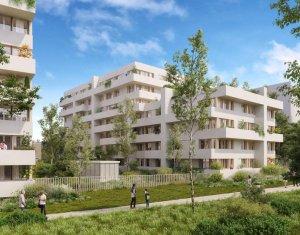 Investissement locatif : Appartement en loi Pinel  Cergy quartier des Doux-Epis (95000) - Réf. 2759