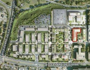 Achat / Vente appartement neuf Cergy quartier Hauts-de-Cergy (95000) - Réf. 806