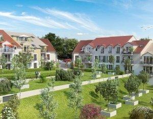 Investissement locatif : Appartement en loi Pinel  Chalifert quartier résidentiel proche gare RER Chessy (77144) - Réf. 3967