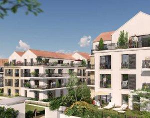 Achat / Vente appartement neuf Chambourcy à deux pas du cœur de ville (78240) - Réf. 4290