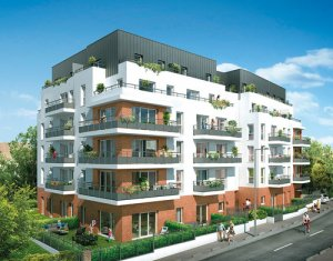 Achat / Vente appartement neuf Champigny-sur-Marne à 1,5 km de la gare RER (94500) - Réf. 3152