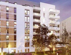 Achat / Vente appartement neuf Champigny-sur-Marne à 10 minutes à pied du RER A (94500) - Réf. 4275