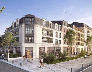 Achat / Vente appartement neuf Champigny-sur-Marne à 8 min à pied du RER A (94500) - Réf. 6186