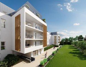 Achat / Vente appartement neuf Champigny-sur-Marne aux portes de Paris (94500) - Réf. 2448