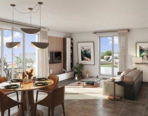 Achat / Vente appartement neuf Champigny-sur-Marne centre-ville proche du pont (94500) - Réf. 6178