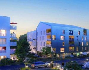 Achat / Vente appartement neuf Champigny-sur-Marne Gare Boullereaux (94500) - Réf. 4480
