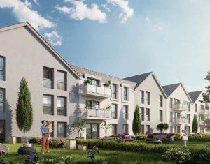 """Achat / Vente appartement neuf Champigny-sur-Marne proche bus arrêt """"Chateaudun"""" (94500) - Réf. 3721"""