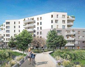 Achat / Vente appartement neuf Champigny-sur-Marne proche centre-ville (94500) - Réf. 1961
