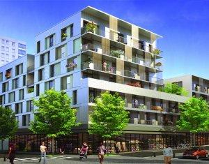Achat / Vente appartement neuf Champigny-sur-Marne proche commerces (94500) - Réf. 1035