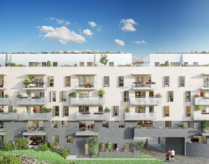 Achat / Vente appartement neuf Champigny-sur-Marne proche futur métro Ligne 15 (94500) - Réf. 3516