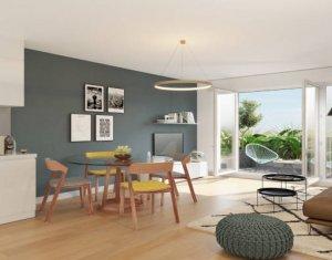 Achat / Vente appartement neuf Champigny-sur-Marne proche Gare des Boullereaux (94500) - Réf. 3080