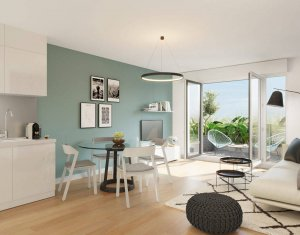 Investissement locatif : Appartement en loi Pinel  Champigny-sur-Marne proche Parc du Tremblay (94500) - Réf. 6181