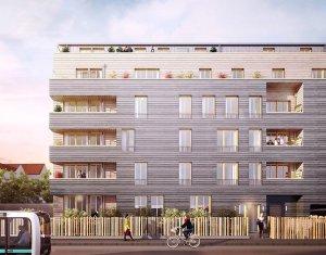 Achat / Vente appartement neuf Champigny-sur-Marne proche parc Tremblay (94500) - Réf. 1251