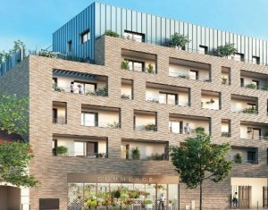 Achat / Vente appartement neuf Champigny-sur-Marne proche RER A (94500) - Réf. 4341