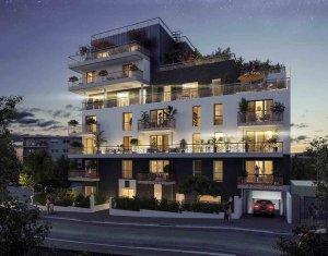 Achat / Vente appartement neuf Champigny-sur-Marne quartier résidentiel (94500) - Réf. 3731