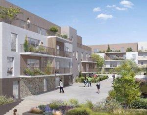 Investissement locatif : Appartement en loi Pinel  Champs-sur-Marne aux pieds des transports (77420) - Réf. 5327