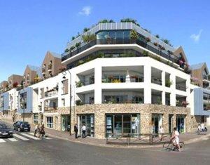 Achat / Vente appartement neuf Champs-sur-Marne centre historique (77420) - Réf. 978