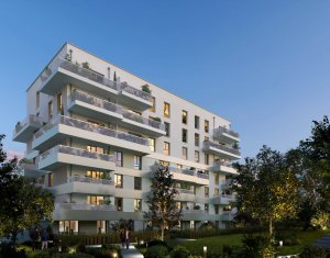 Investissement locatif : Appartement en loi Pinel  Champs-sur-Marne proche Cité Descartes (77420) - Réf. 6123