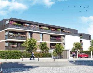 Investissement locatif : Appartement en loi Pinel  Champs-sur-Marnes proche gare Noisy-Champs (77420) - Réf. 2691