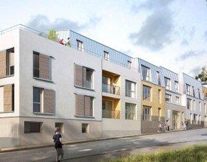 Investissement locatif : Appartement en loi Pinel  Chanteloup-les-Vignes centre-ville (78570) - Réf. 1800