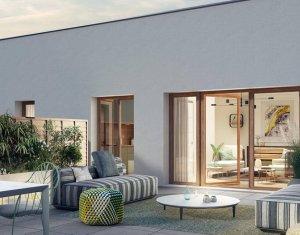Investissement locatif : Appartement en loi Pinel  Châtenay-Malabry au sein de la Vallée (92290) - Réf. 6135