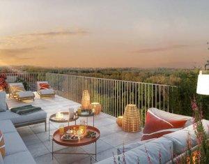 Investissement locatif : Appartement en loi Pinel  Châtenay-Malabry écoquartier de La Vallée (92290) - Réf. 5919