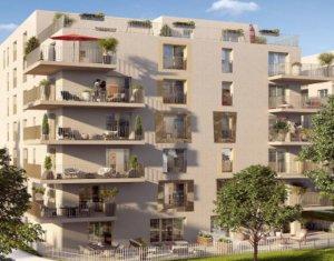 "Achat / Vente appartement neuf Châtenay-Malabry écoquartier ""LaVallée"" (92290) - Réf. 3574"