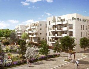 Investissement locatif : Appartement en loi Pinel  Châtenay-Malabry écoquartier Lavallée (92290) - Réf. 3837