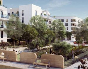 Investissement locatif : Appartement en loi Pinel  Châtenay-Malabry en bordure du Parc de Sceaux (92290) - Réf. 3123