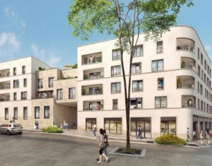 Investissement locatif : Appartement en loi Pinel  Châtenay-Malabry face à la coulée verte (92290) - Réf. 3098